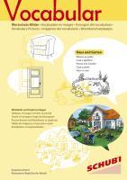 Cover-Bild zu Vocabular - Haus und Garten von Lehnert, Susanne