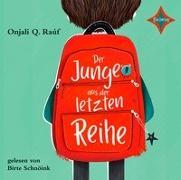 Cover-Bild zu Raúf, Onjali Q.: Der Junge aus der letzten Reihe