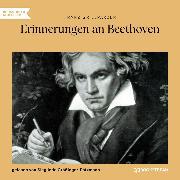 Cover-Bild zu Grillparzer, Franz: Erinnerungen an Beethoven (Ungekürzt) (Audio Download)