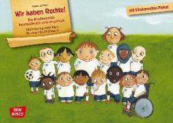 Cover-Bild zu Wir haben Rechte! Kamishibai Bildkartenset von Olten, Manuela (Illustr.)