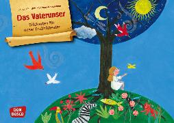 Cover-Bild zu Das Vaterunser. Kamishibai Bildkartenset von Oberthür, Rainer