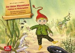 Cover-Bild zu Der kleine Wassermann - Frühling im Mühlenweiher. Kamishibai Bildkartenset von Preußler, Otfried