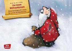 Cover-Bild zu Der kleine Weihnachtsmann. Kamishibai Bildkartenset von Stohner, Anu