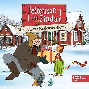 Cover-Bild zu Mein Adventskalender-Hörspiel (Audio Download) von Nordqvist, Sven