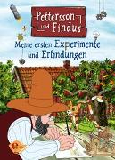 Cover-Bild zu Pettersson und Findus: Meine ersten Experimente und Erfindungen von Nordqvist, Sven