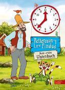 Cover-Bild zu Pettersson und Findus: Mein erstes Uhrenbuch von Nordqvist, Sven
