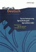 Cover-Bild zu EinFach Deutsch / EinFach Deutsch Unterrichtsmodelle von Schneider, Frank