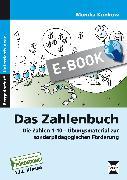 Cover-Bild zu Das Zahlenbuch für die Förderschule (eBook) von Konkow, Monika
