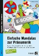 Cover-Bild zu Einfache Mandalas zur Pränumerik (eBook) von Konkow, Monika
