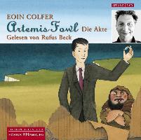 Cover-Bild zu Artemis Fowl - Die Akte