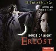 Cover-Bild zu House of Night - Erlöst