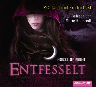 Cover-Bild zu House of Night - Entfesselt