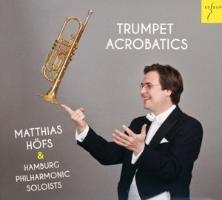 Cover-Bild zu Trumpet Acrobatics