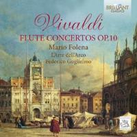 Cover-Bild zu Flute Concertos op.10