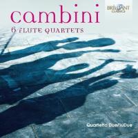 Cover-Bild zu 6 Flute Quartets