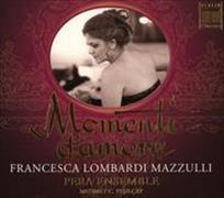 Cover-Bild zu Momenti D'Amore