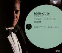 Cover-Bild zu Beethoven: Piano Sonatas Vol. 1