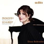 Cover-Bild zu Prokofjew / Schubert: Piano Sonata 2 / Impromptus D 899