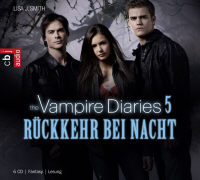 Cover-Bild zu The Vampire Diaries 5. Rückkehr bei Nacht