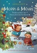 Cover-Bild zu Moppi und Möhre - Weihnachten im Meerschweinchenhotel