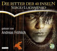 Cover-Bild zu Die Ritter der vierzig Inseln
