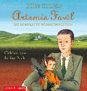 Cover-Bild zu Artemis Fowl - Die komplette Hörbuch-Edition