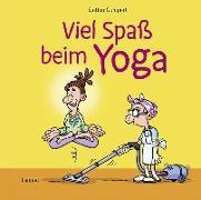 Cover-Bild zu Viel Spaß beim Yoga