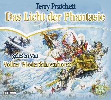 Cover-Bild zu Das Licht der Phantasie