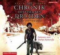 Cover-Bild zu Die Hetzjagd (Die Chronik des Eisernen Druiden 1)