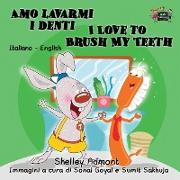Cover-Bild zu Amo lavarmi i denti I Love to Brush My Teeth