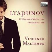 Cover-Bild zu Lyapunov : 12 Etudes