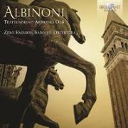 Cover-Bild zu Trattenimenti Armonici Op.6