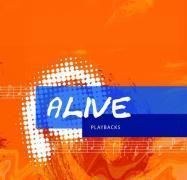 Cover-Bild zu Alive - Die Playback-CD