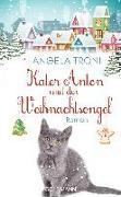 Cover-Bild zu Kater Anton und der Weihnachtsengel