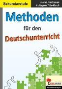 Cover-Bild zu Methoden für den Deutschunterricht (eBook) von Hartmann, Horst