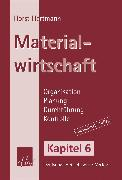 Cover-Bild zu Materialwirtschaft - Kapitel 6 (eBook) von Hartmann, Horst