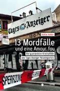 Cover-Bild zu 13 Mordfälle und eine Amour Fou