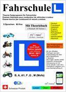 Cover-Bild zu Fahrschule L - Theorie-Testprogramm 20 für Fahrschüler 2016/2017. USB-Stick mit Theoriebuch