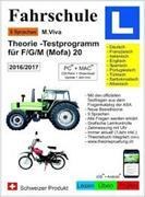 Cover-Bild zu Fahrschule L - Theorie-Testprogramm 20 für F/G/M (Mofa). 2016/2017