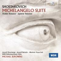 Cover-Bild zu Michelangelo Suite / Romances