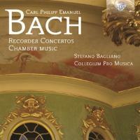 Cover-Bild zu Recorder Concertos - Chamber Music