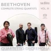 Cover-Bild zu Complete String Quartets Vol. 3
