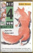 Cover-Bild zu Die 4 vom Quartier jagen den Hühnerdieb
