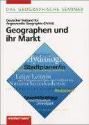 Cover-Bild zu Geographen und ihr Markt