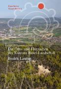 Cover-Bild zu Die Orts- und Flurnamen des Kantons Basel-Landschaft