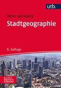 Cover-Bild zu Stadtgeographie