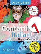 Cover-Bild zu Contatti 1 Italian Beginner's Course 3rd Edition