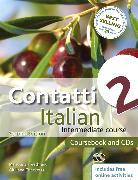 Cover-Bild zu Contatti 2 Italian Intermediate Course 2nd Edition revised