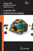 Cover-Bild zu La gestione del trasferimento tecnologico