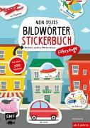 Cover-Bild zu Mein erstes Bildwörter-Stickerbuch - Fahrzeuge